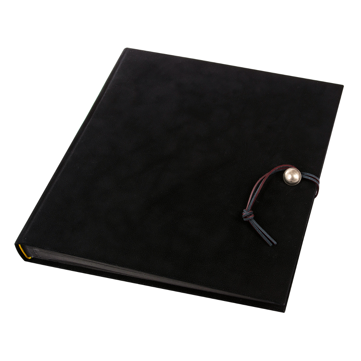 Fotoalbum Silberner Knopf * limited Edition *