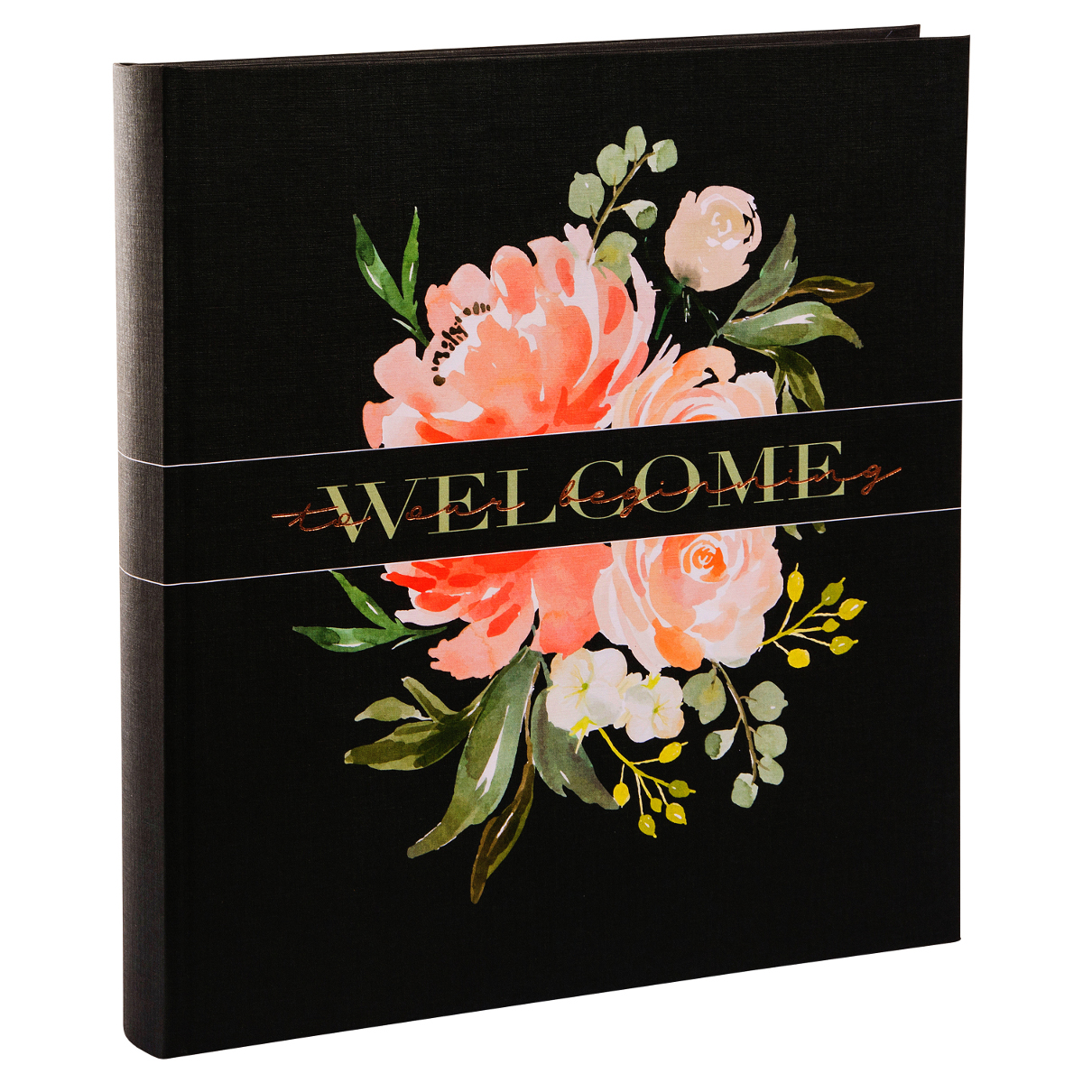 goldbuch Hochzeitsalbum Welcome to our Beginning 2