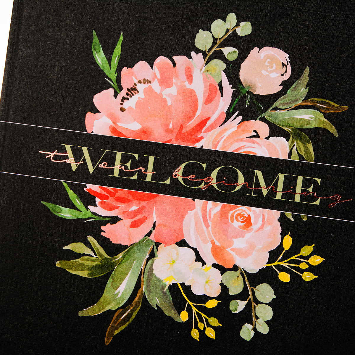goldbuch Hochzeitsalbum Welcome to our Beginning 4