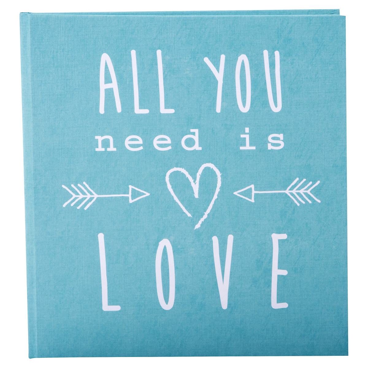 goldbuch Hochzeitstagebuch All you need is love 2