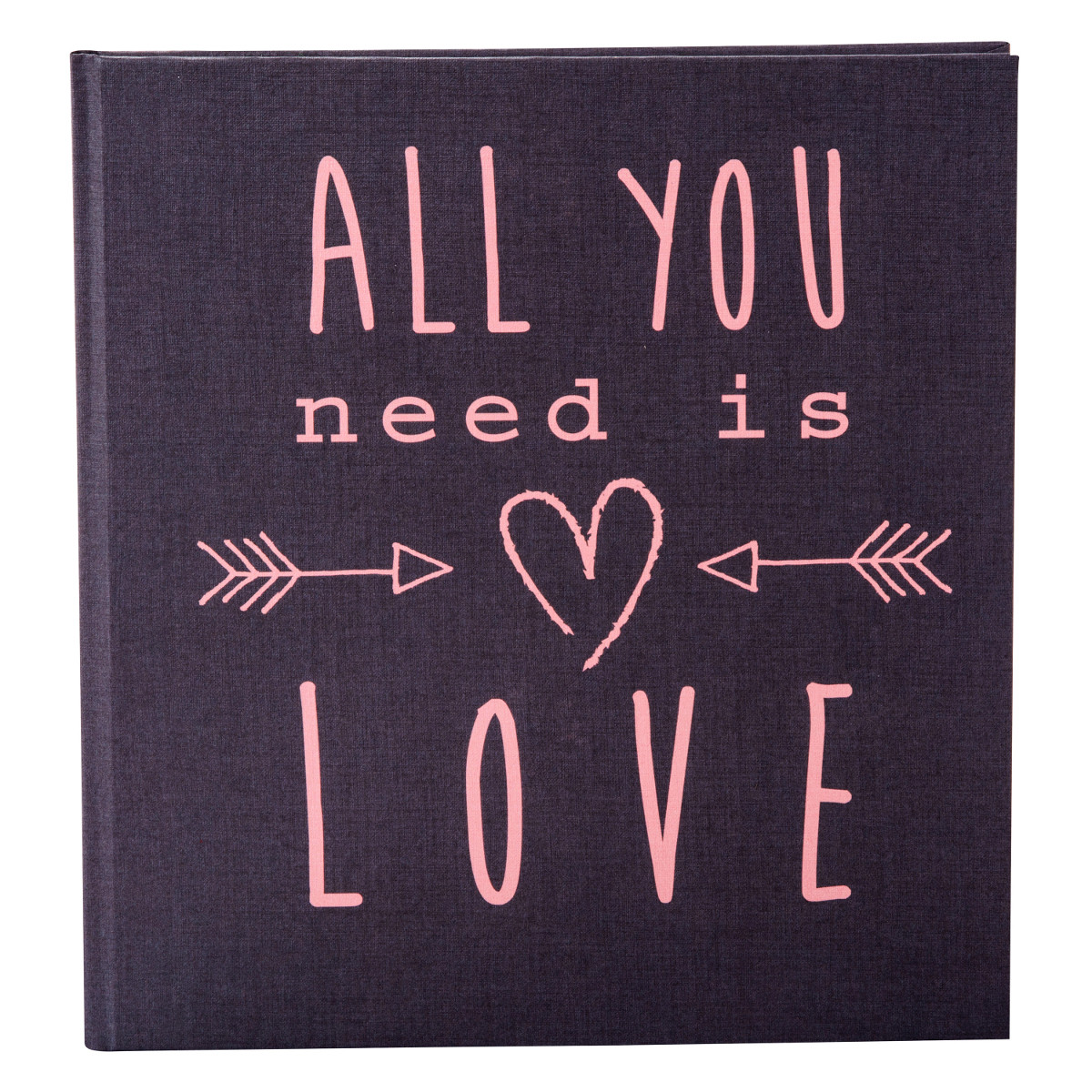 goldbuch Hochzeitstagebuch All you need is love 4