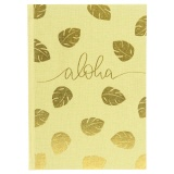 goldbuch Notizbuch Collect Moments aloha