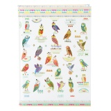 Turnowsky Notizbuch Owls