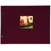 goldbuch Schraubalbum Bella Vista bordeaux gross