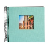 goldbuch Spiralalbum Bella Vista aqua mini