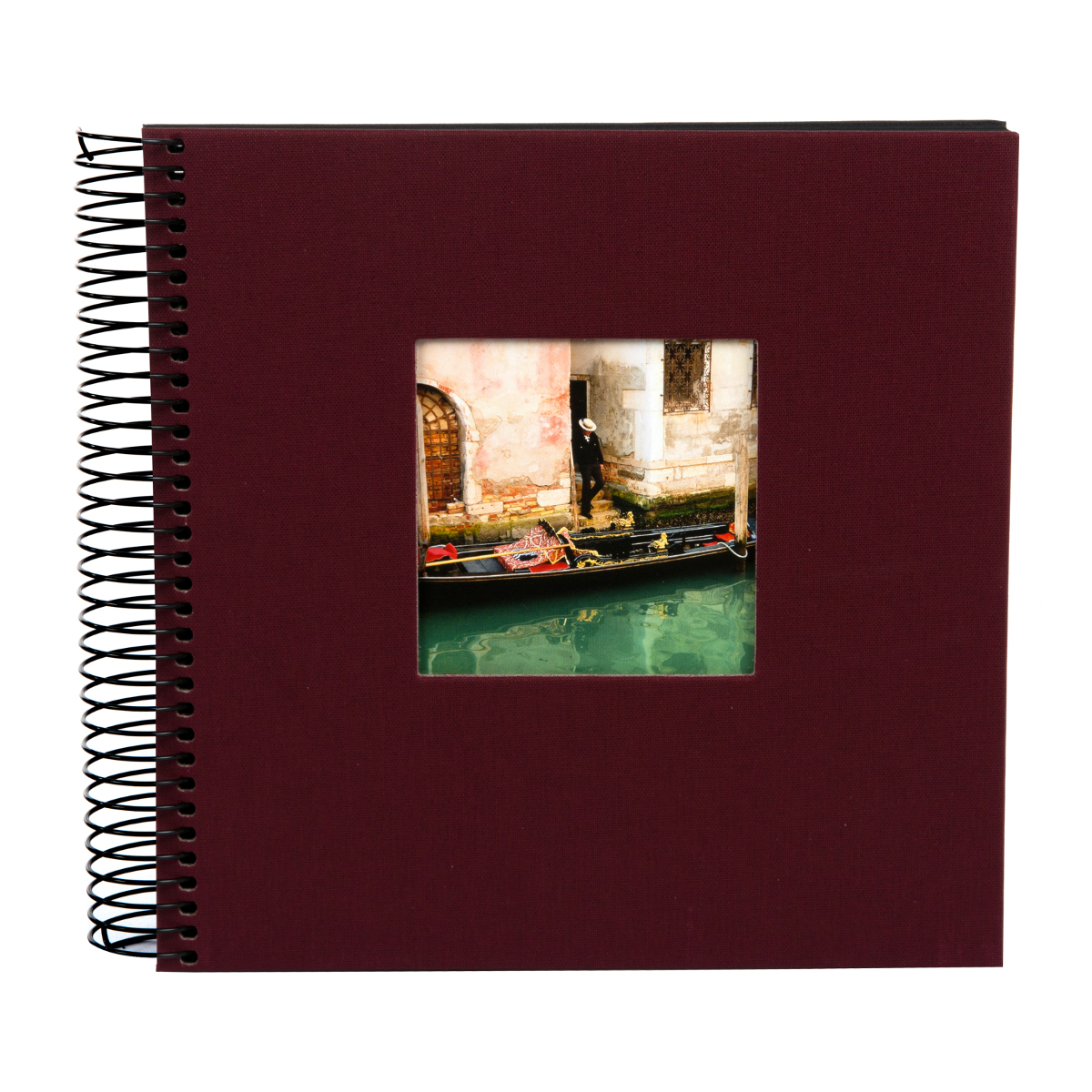 goldbuch Spiralalbum Bella Vista bordeaux mini