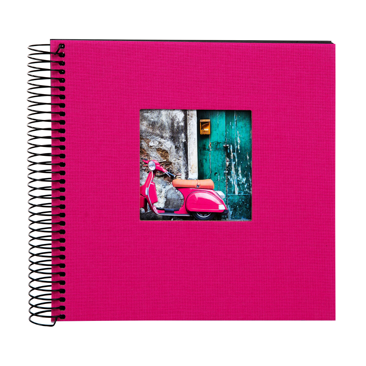 goldbuch Spiralalbum Bella Vista pink mini