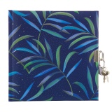 Tagebuch Tropical blue