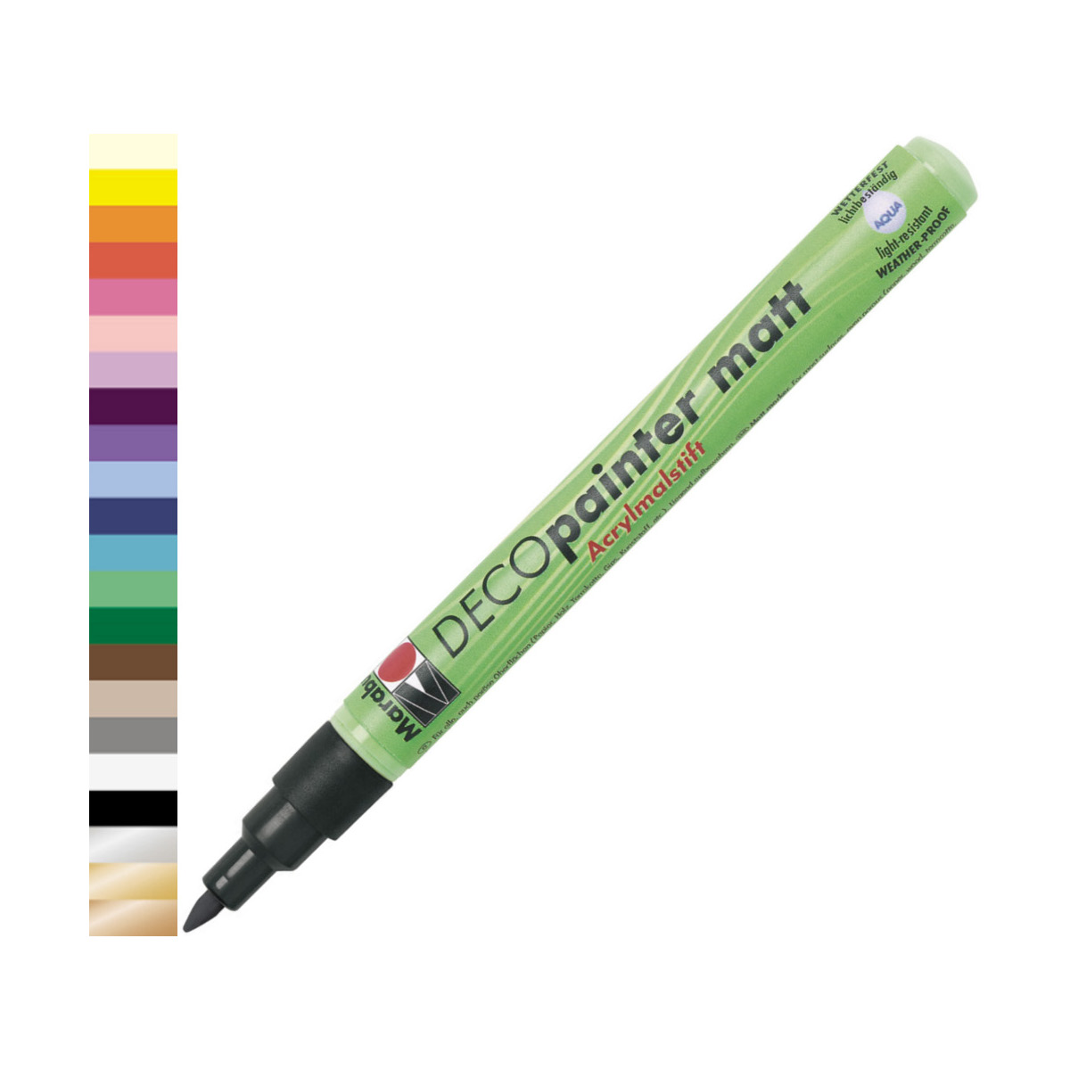 Marabu Deco Painter Lackmalstift