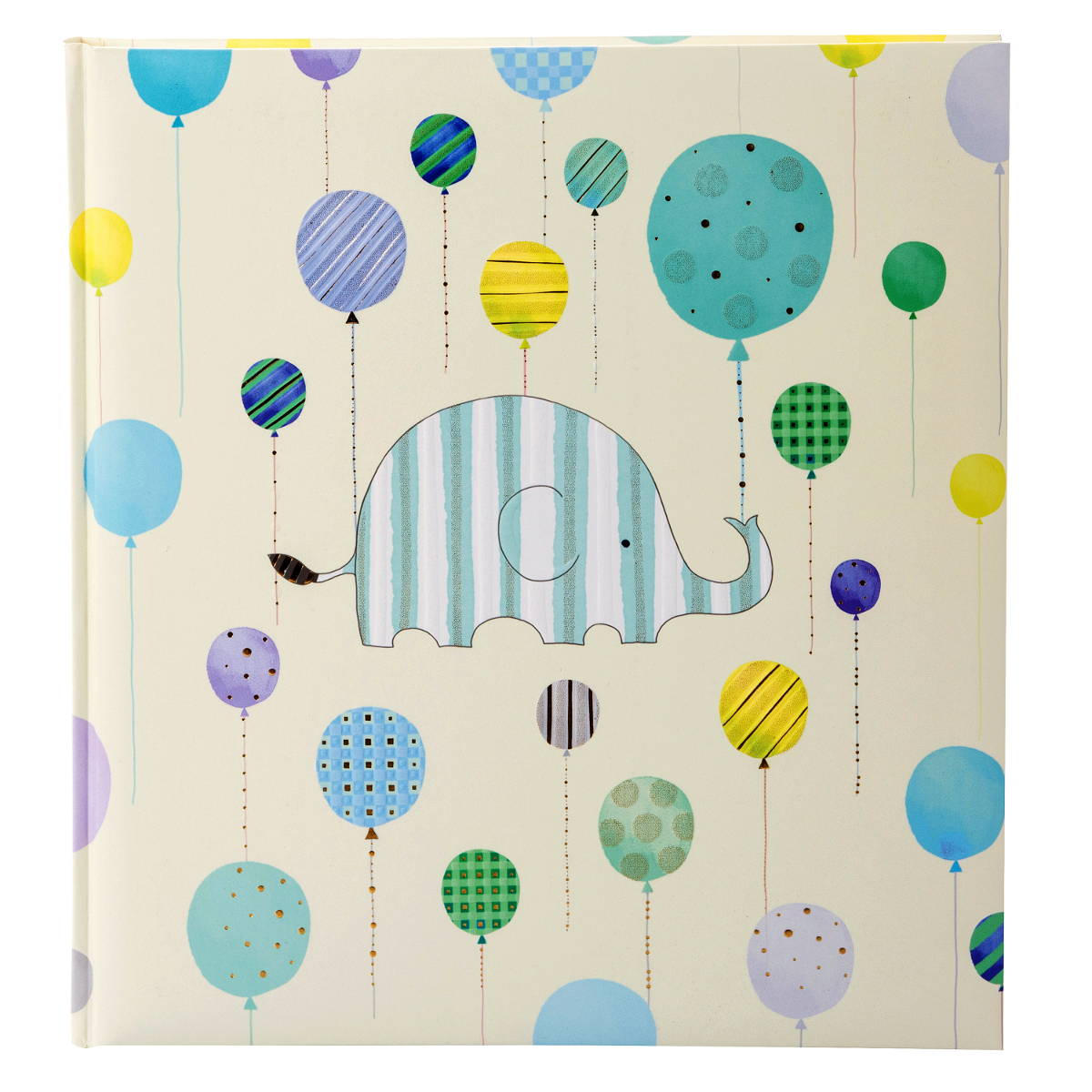 Turnowsky Babyalbum Happy Elephant 3
