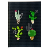 Turnowsky Notizbuch Cactus Collection