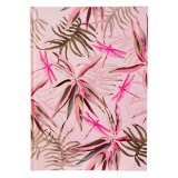 Turnowsky Notizbuch Jungle Vibes rosa