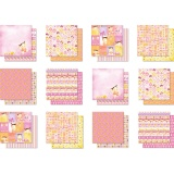 URSUS® Scrapbooking Papier Block Version 6