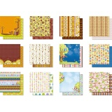 URSUS® Scrapbooking Papier Block Version 8