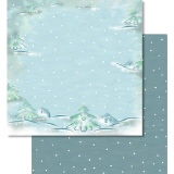 URSUS� Scrapbooking Papier Winter 61